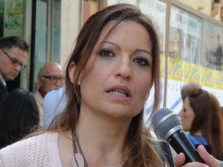 Francesca Dorato - vice sindaco nonché Assessore anche alle politiche produttive